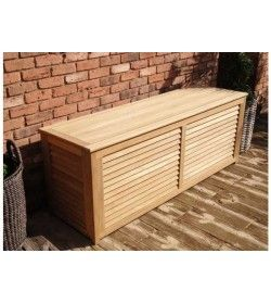 FSC Certified 1.8m Teak Cushion Box
