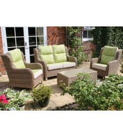 Canterbury 2 seater sofa set
