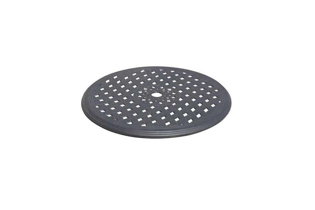 Aluminium lazy susan - 75 cm diameter