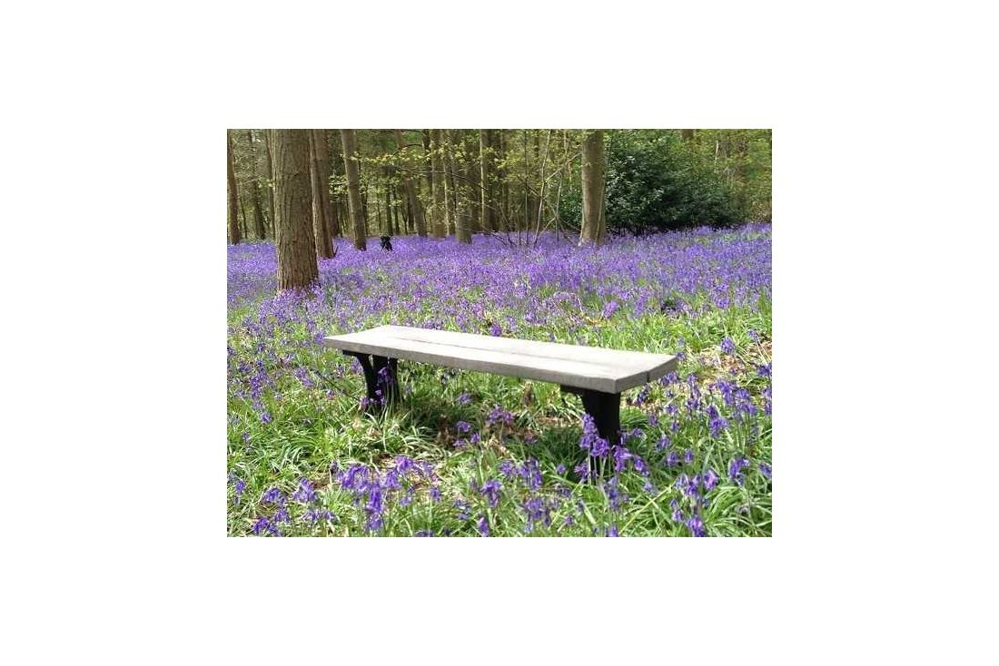 Eco 1.3m Backless Bench