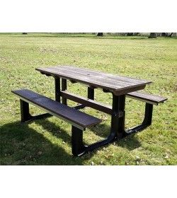 Eco picnic table 2.4m