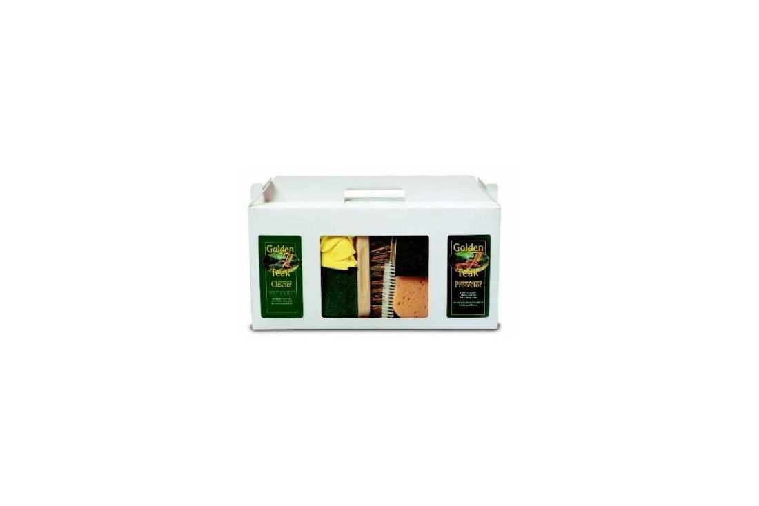 Golden care - 3-in-1 maintenance kit