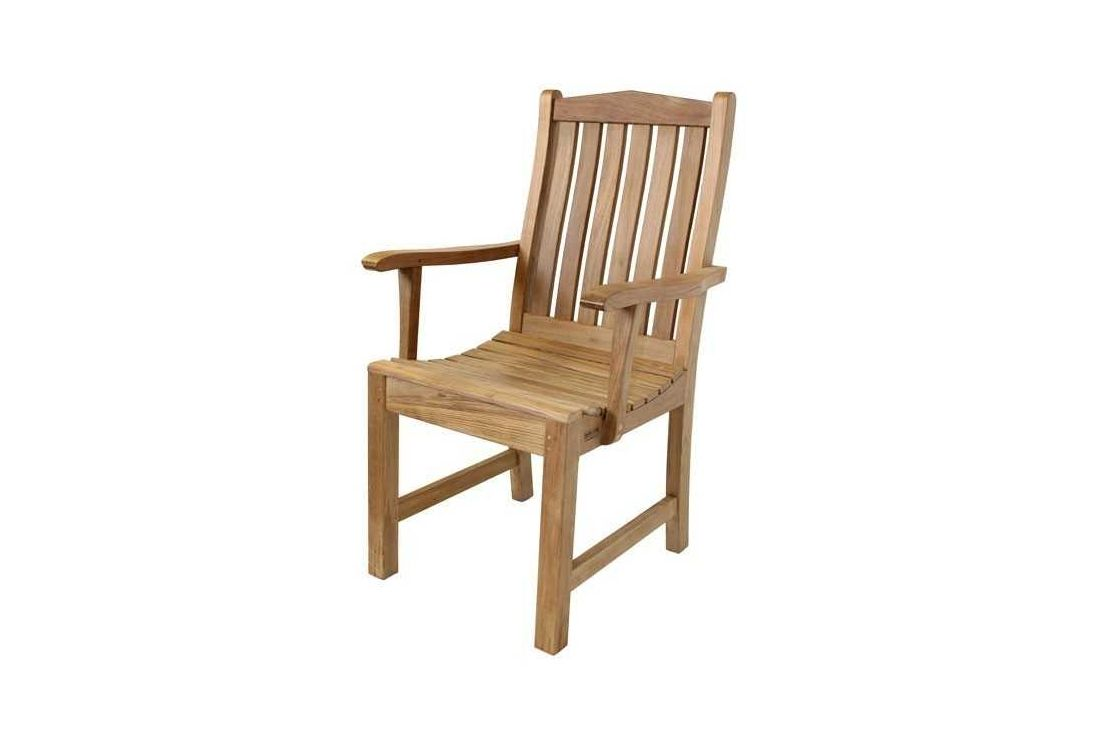 Buckingham armchair