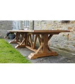 Valencia Dining Table 4m x 1.1m