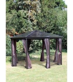 Four Seasons Octagonal Sun Shelter