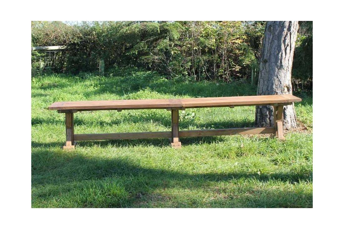 Valencia Backless Bench