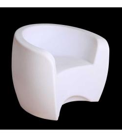 LED 1 Seater Sofa