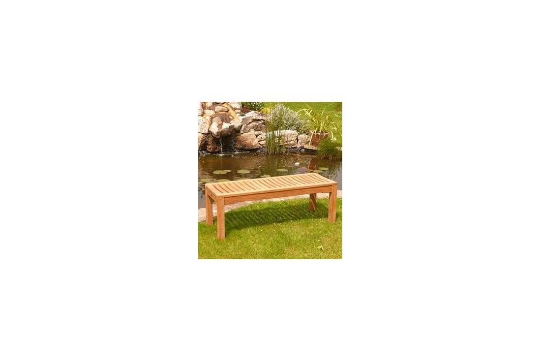 Backless FSC Certified Bench - 120cm
