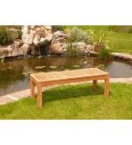 Backless FSC Certified Bench - 120cm