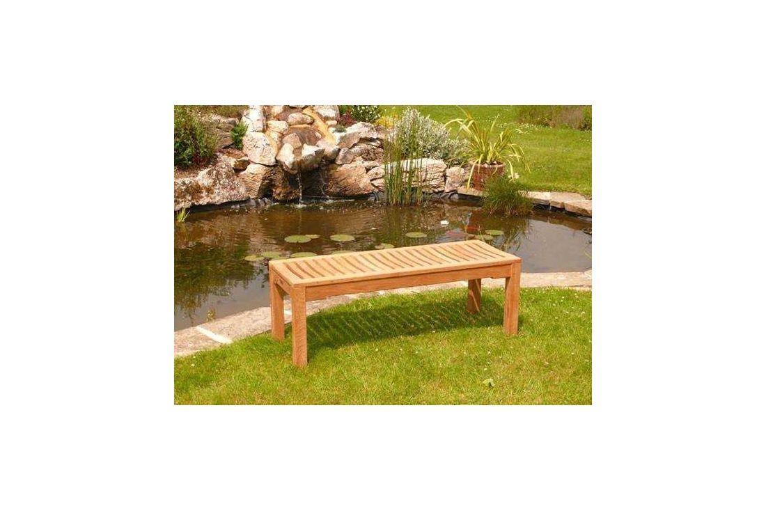 Backless bench - 90cm