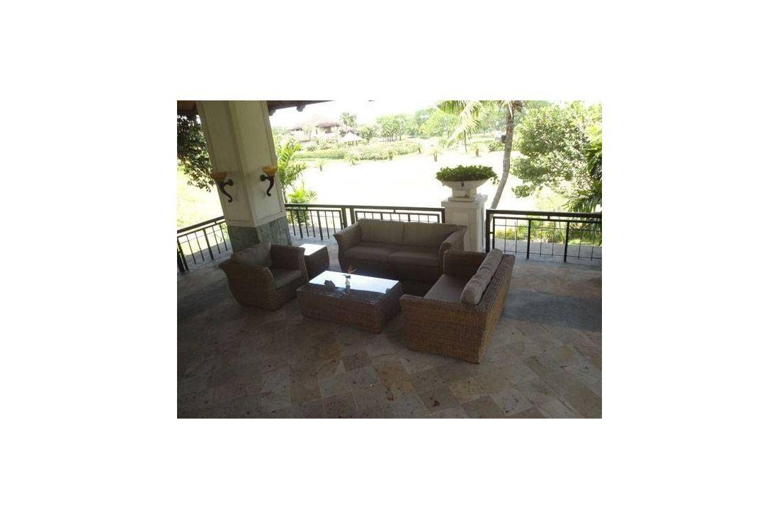 Montana 3 seater sofa - outdoor