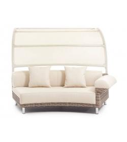 Luxor Pienza Chaise Modular Set