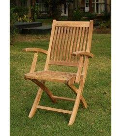 Westminster Folding Armchair