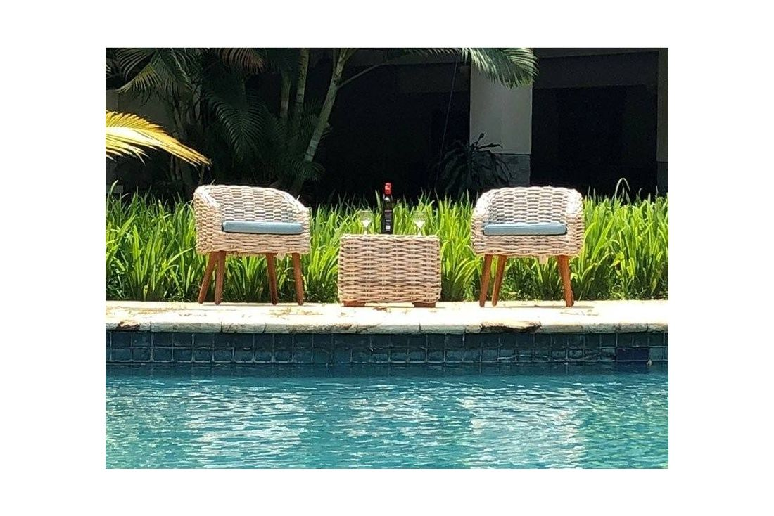 Fiji Bistro Chair Set