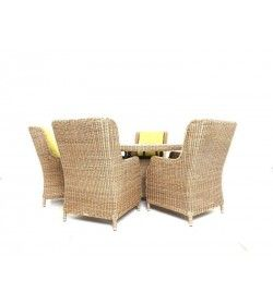Willow 6 Chair Set