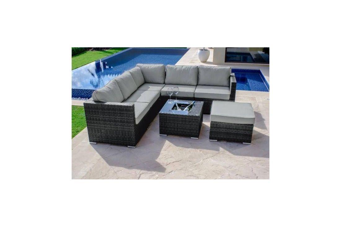 London Corner Sofa Set