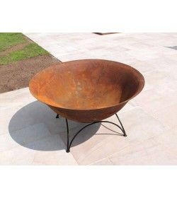 Cast Iron Fire Bowl 120cm