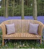 Curved Benches