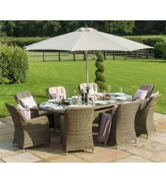 Winchester Range of garden Furniture