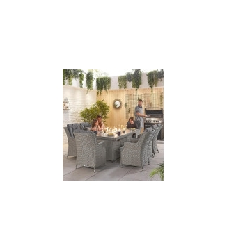 Luxury Rattan Dining Sets Delivered 7 to 14 Days